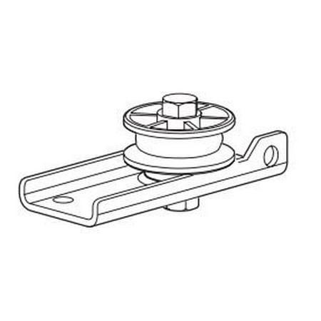 Garage Door Openers 218954-03 Belt Drive HBT Pulley and Bracket, For Belt Drive model LS050 By (Linear Belt Drive)
