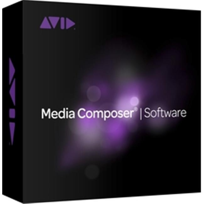 Digidesign Part Of Avid 9935-65755-00 Media Composer Soft...