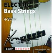 EB607 Kona 4-String Bass Guitar Strings