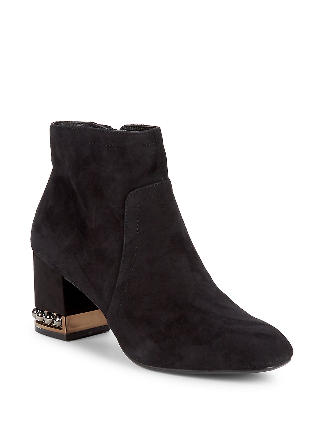 Walena Suede Ankle Boots