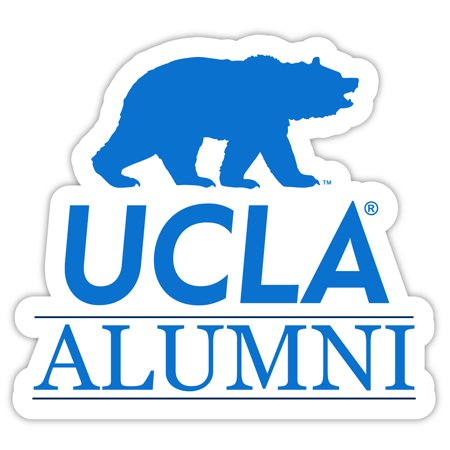 UCLA Bruins 4-Inch Laser Cut Alumni Vinyl Decal Sticker Laser Cut Decals