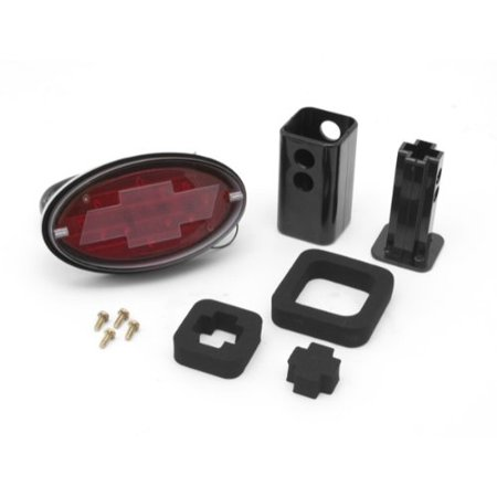 """Outland Automotive Cr017C Led Hitch Brake Light For 2"""" Hitch Receiver"""