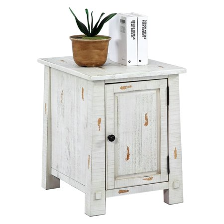 Progressive Willow Chairside Cabinet - - Classic Chairside Cabinet