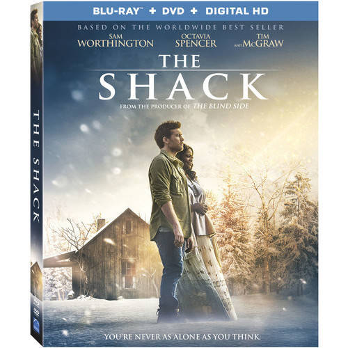 The Shack (Blu-ray + DVD + Digital HD)