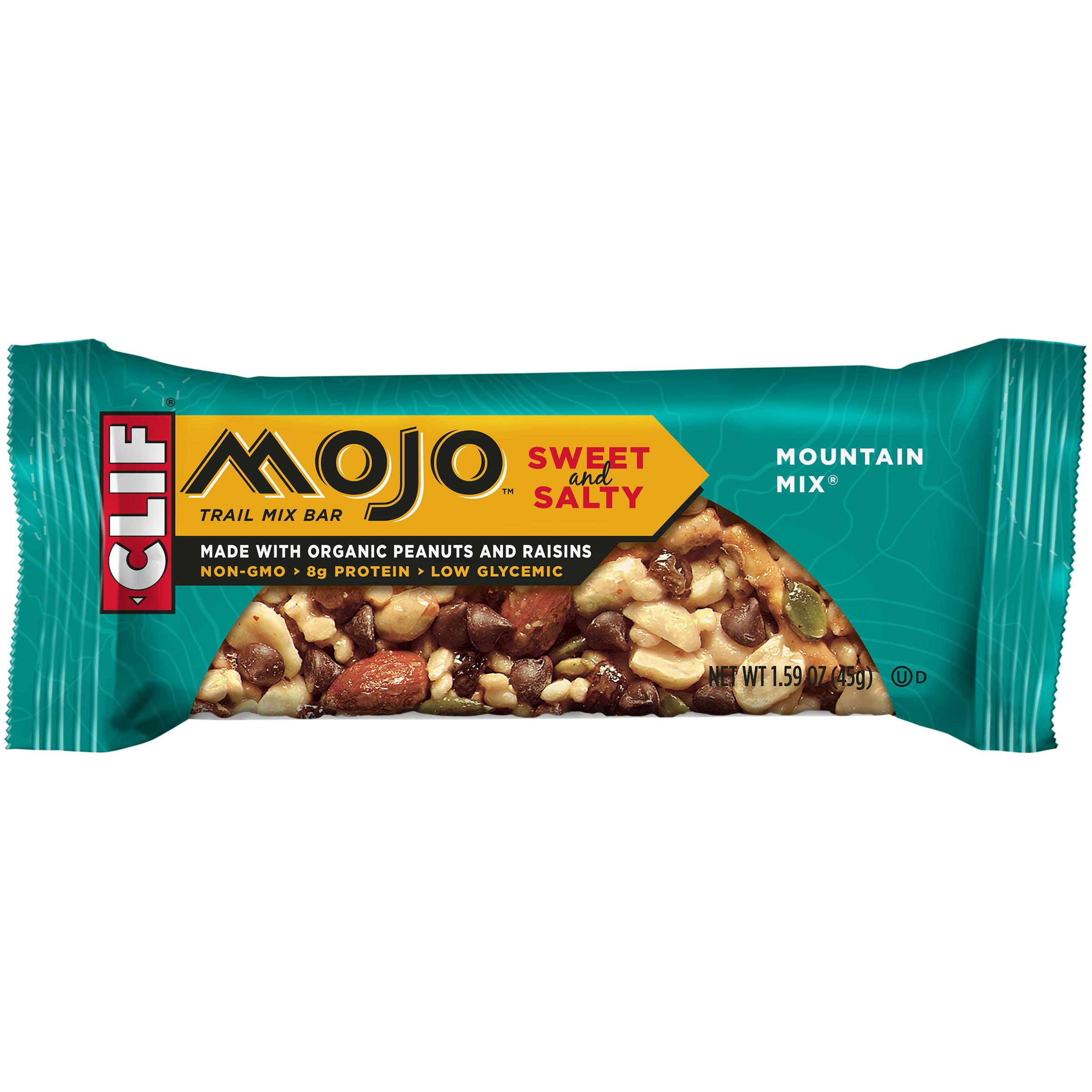 Clif® Mojo™ Mountain Mix® Trail Mix Bar 1.59 oz. Wrapper