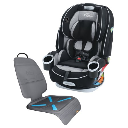 Graco 4Ever All In One Convertible Car Seat With Protector Matrix