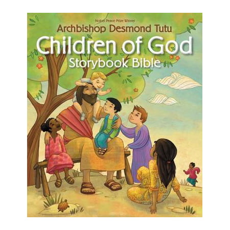 Children of God Storybook Bible (The Story Of Halloween For Kids)