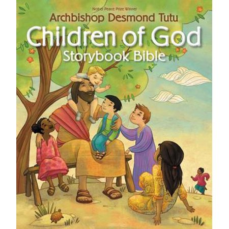 Time Bible Storybook (Children of God Storybook Bible)