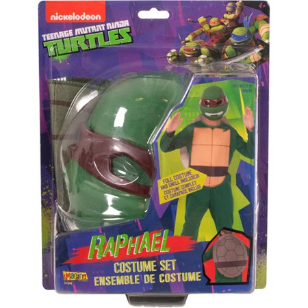 TMNT Raphael Action Set Child Costume - Tmnt Costume Kids