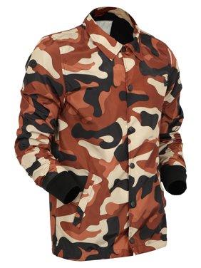 b78e55f23a99c Product Image Mens Coach Jacket Waterproof Windbreaker Active Sportswear