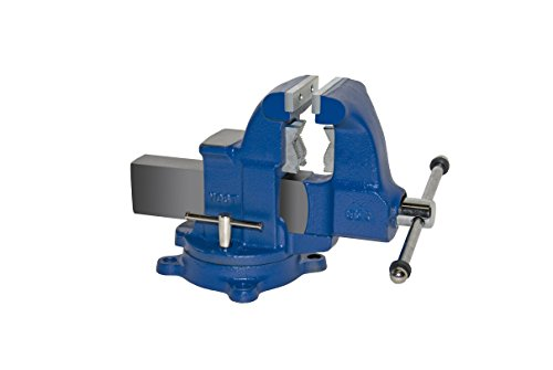 "Click here to buy Yost Vises 32C 4.5"" Combination Pipe and Bench Vise with 360-Degree Swivel Base, Made in US by Yost Vises."
