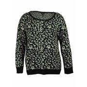 Jessica Simpson Women's Animal Print Sweater