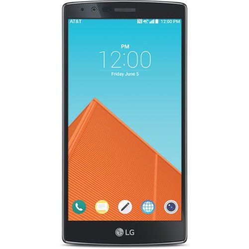 LG Prepaid G4 Smartphone, Silver