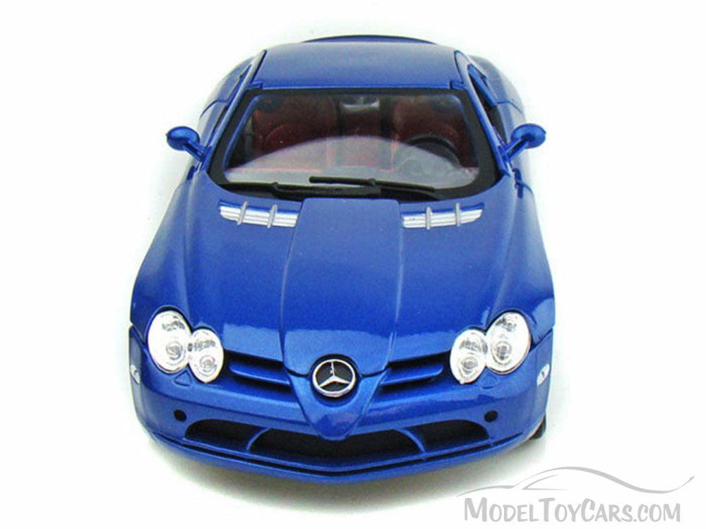 MAISTO® 36653 Mercedes-Benz SLR McLaren blau in 1:18
