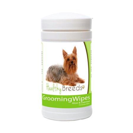 Healthy Breeds 840235151913 Silky Terrier Grooming Wipes - image 1 of 1