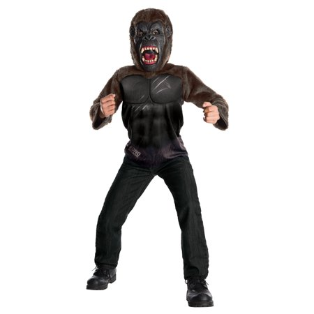Kings Costume For Kids (Boys King Kong Deluxe Costume)