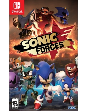 SEGA Sonic Forces for Nintendo Switch
