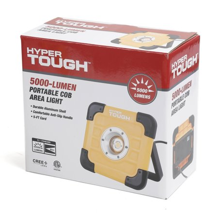 Ht 5000lm Portable Led Area Light Brickseek