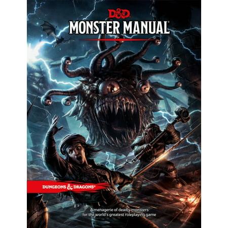 Monster Manual: A Dungeons & Dragons Core