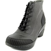 JBU by Jambu Atlanta Women  Round Toe Synthetic Black Ankle Boot