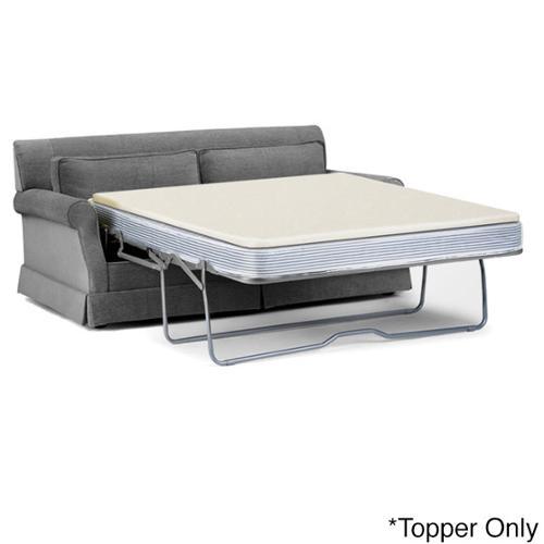 Select Luxury Reversible 1.5 inch Sofa Bed Sleeper Memory Foam