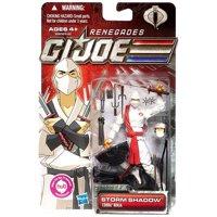GI Joe 30th Anniversary Renegades Storm Shadow Action Figure
