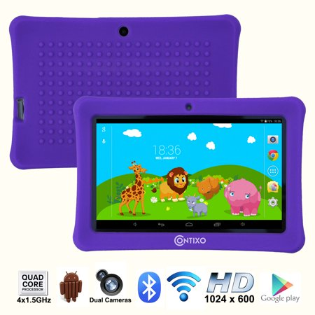 "Contixo (LA703-K1) 7"" Kids Tablet K1 