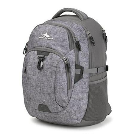 High Sierra Jarvis Laptop Backpack, Woolly