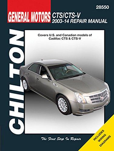 cadillac cts cts v chilton repair manual 2003 2014 walmart com rh walmart com 2003 Cadillac CTS 2002 Cadillac CTS