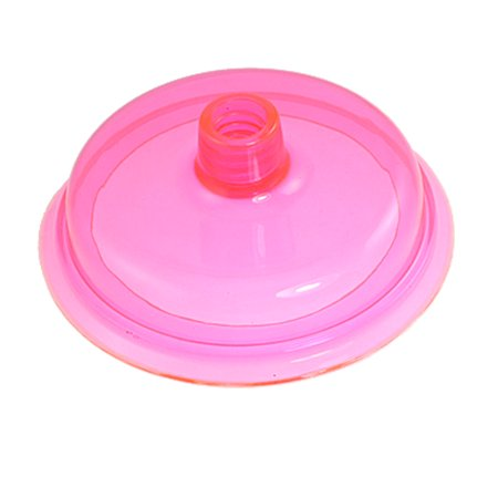 clogs drain tool 6 3 dia toilet suction plunger clear fuchsia. Black Bedroom Furniture Sets. Home Design Ideas
