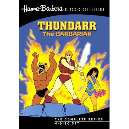Thundarr The Barbarian: The Complete Series (DVD)