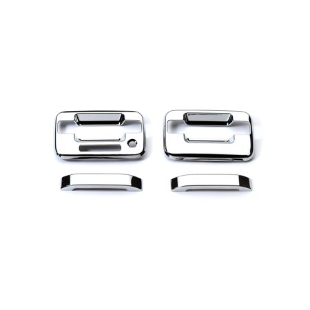Putco 401011 Door Handle Cover For Ford F-150, Chrome