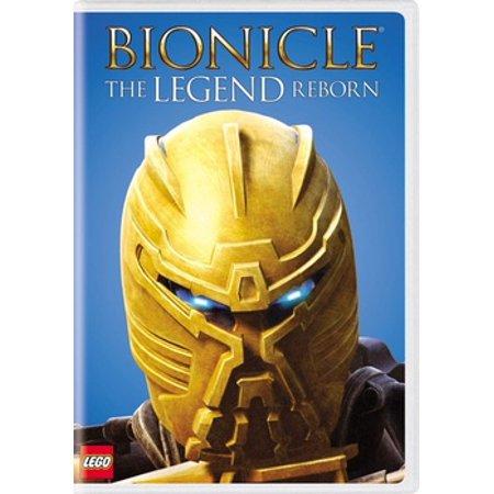 Bionicle: The Legend Reborn (DVD) (Bionicle Legends Of Metru Nui Part 1)
