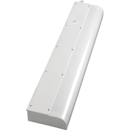 GE 18in. Fluorescent Plug-In Under Cabinet Light Fixture, 16466 (Line Voltage Xenon Under Cabinet)