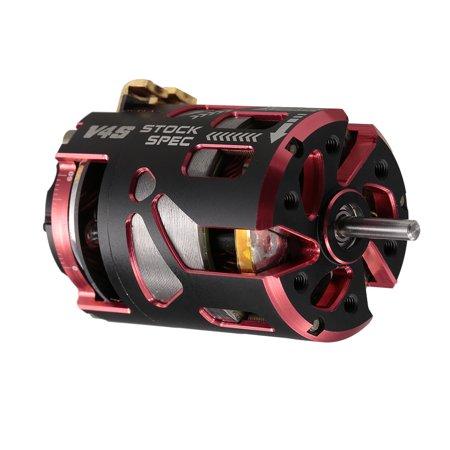 SURPASS HOBBY ROCKET V4S 540 8.5T Dual Sensored Brushless Motor for MODIFIED 1:10 RC Racing Drifting Car - image 2 of 7