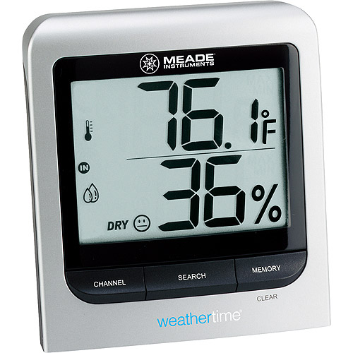 Meade TM005X-M Wireless Indoor/Outdoor Thermo-Hygrometer