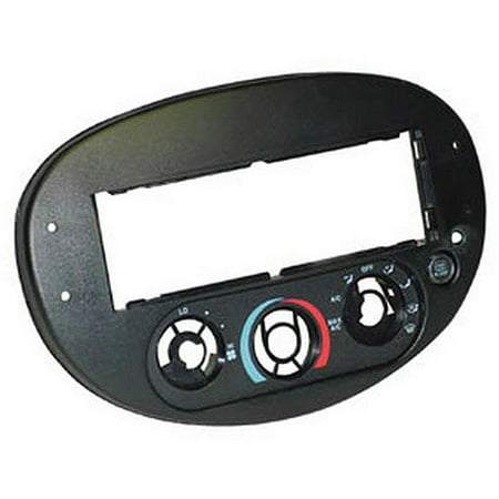 SCOSCHE FD136010B - 1997-2003 up Ford Escort/Mercury Tracer ICP Mounting Dash Kit for Car Radio / Stereo Installation with Harness, DIN/ISO