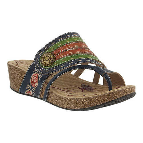 Women's L'Artiste by Spring Step Claudia Thong Slide by