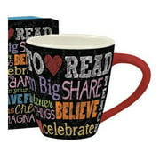 Lang 17 oz. Dream Big Caf  Mug