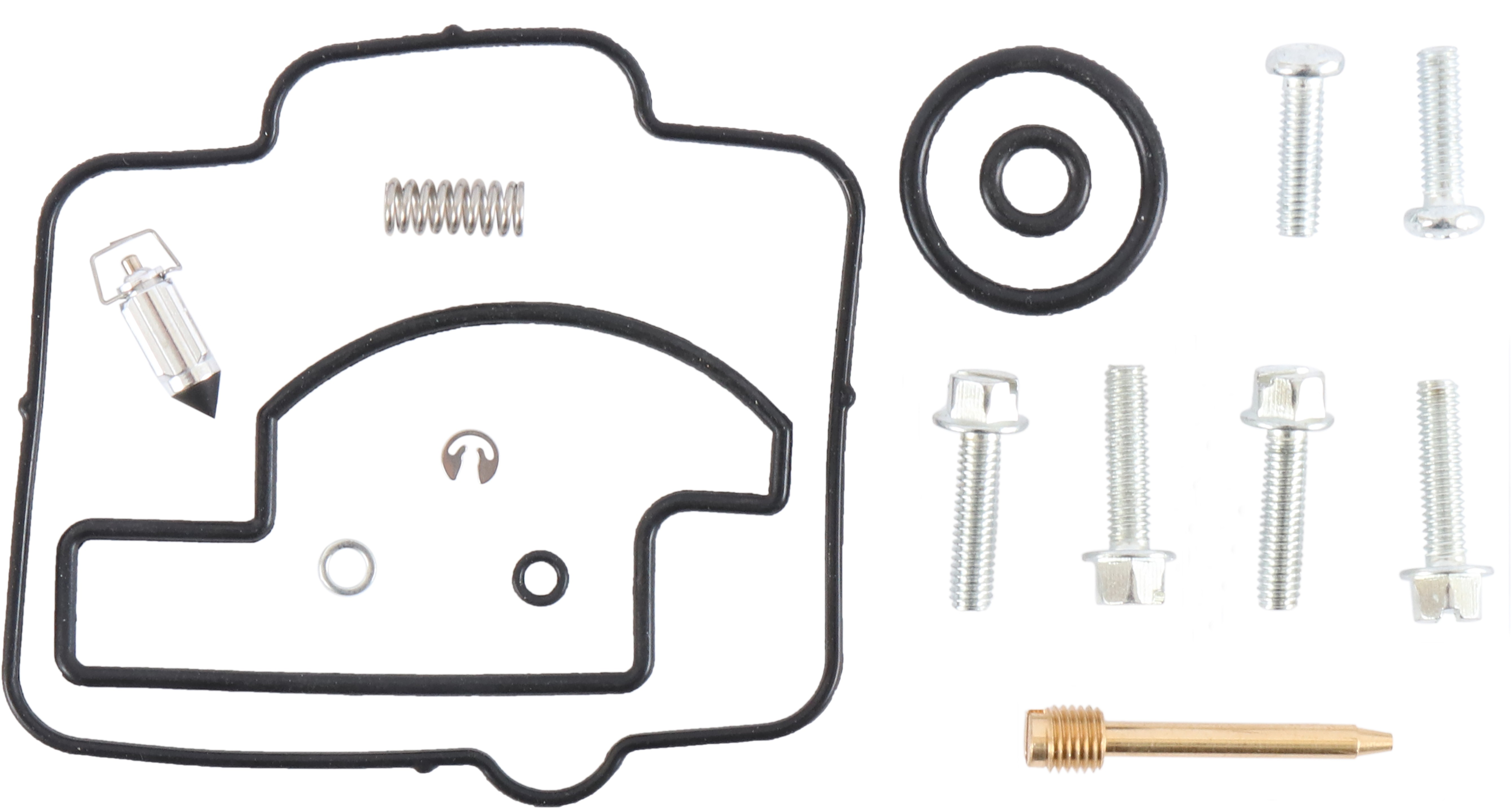 New All Balls Carburetor Kit, Complete 26-1514 for KTM 125 SX 09-17, 150 SX  09-16, 150 XC 10-14, 200 XC 07-09, 200 XC-W 07-16, 250 EXC 04-05, 250 SX