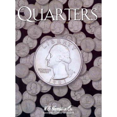 Whitman Quarter Coin Folder -