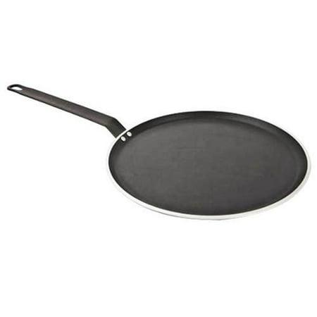 Paderno World Cuisine Aluminum Non-stick Crepe Pan, 11.83
