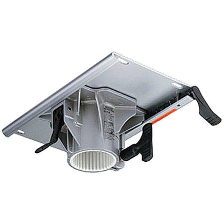 Ribbed Lever - Garelick EEz-in 21000 Millennium Seat Slide System, Ribbed Stanchion, Positive Lock Slider and Spider Combo, Left Hand Lever