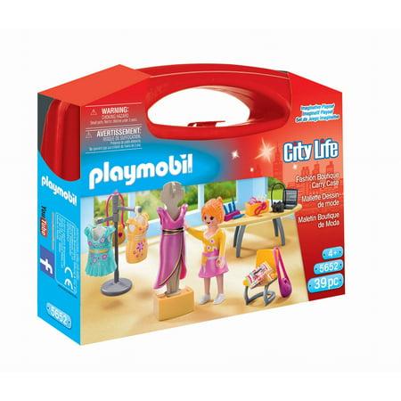 Playmobil Fashion Boutique Carry Case
