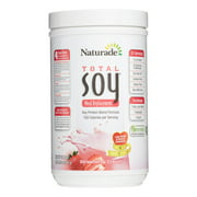 Naturade Total Soy Meal Replacement Mix, Strawberry Cr?me, 17.88 Oz