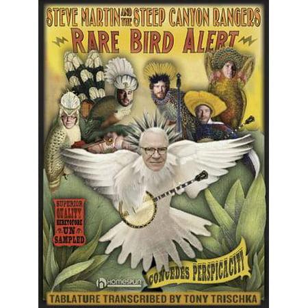Window Alert Bird - Steve Martin and the Steep Canyon Rangers: Rare Bird Alert
