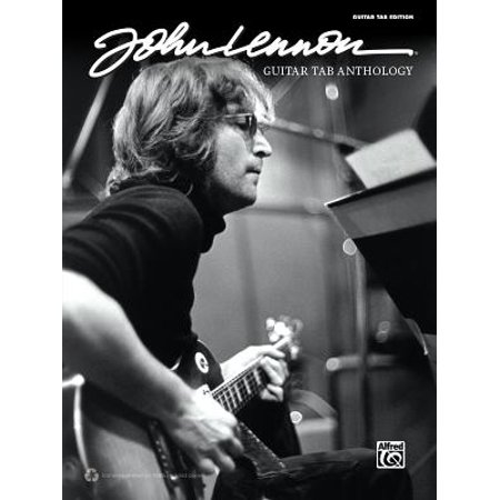 John Lennon Guitar Tab Anthology