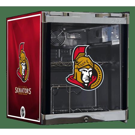 NHL Wine Cooler 1.8 cu ft Ottawa Senators by