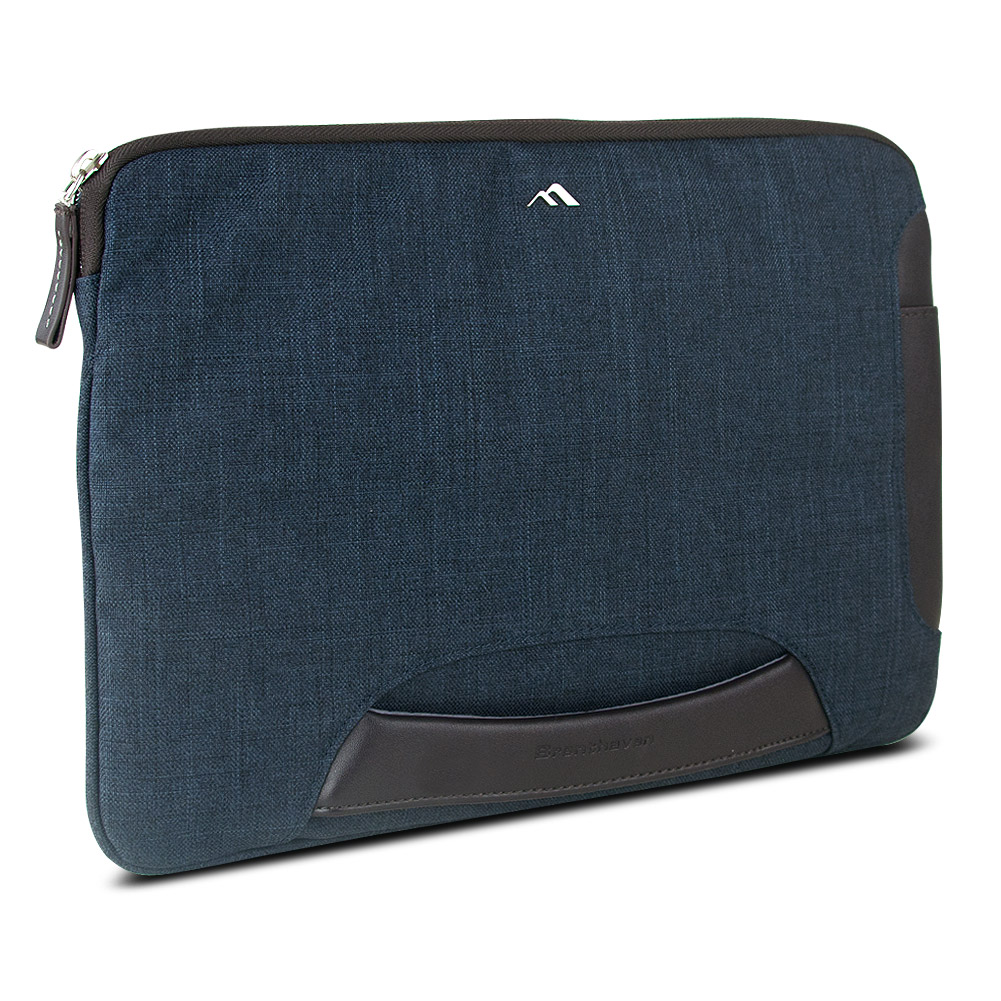 Brenthaven Collins Secure Grip Sleeve Case for Microsoft Surface 3, Indigo