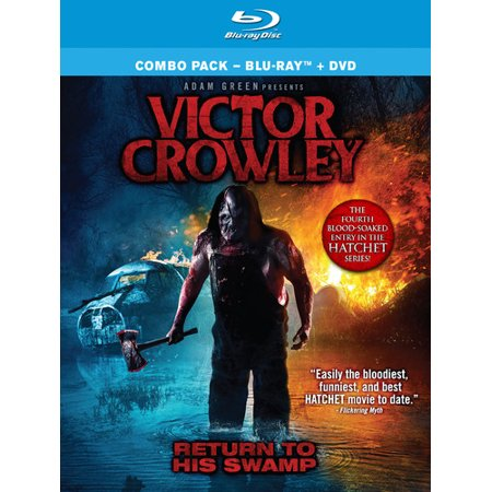 Victor Crowley (Blu-ray + DVD)